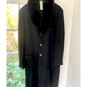 GIANNI VERSACE vintage men's couture coat